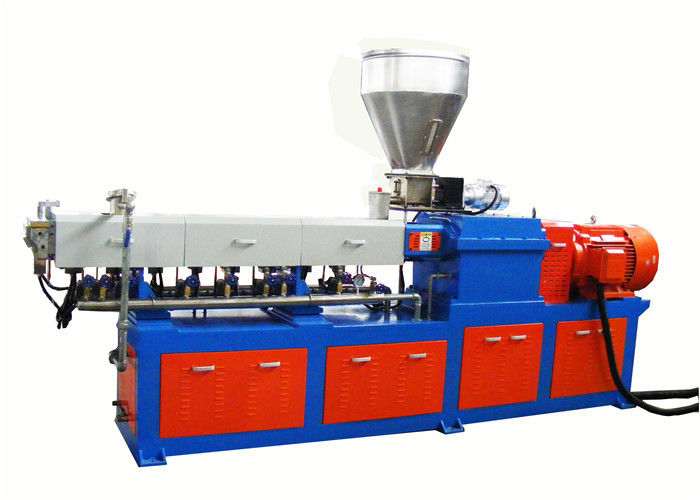 Black Masterbatch Laboratory Double Screw Extruder With High Filler Material